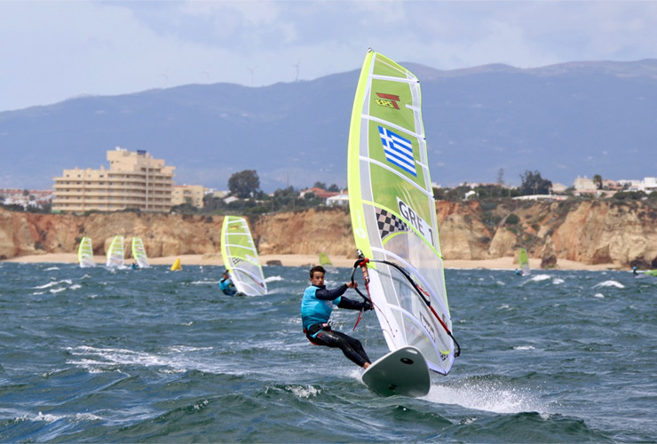 Techno 293 Plus world champions crowned in Portimao